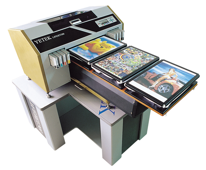 digital inkjet t shirt printer digital textile printer